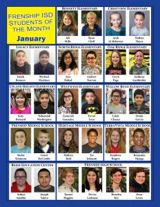 fisd-students-of-the-month-jan2017