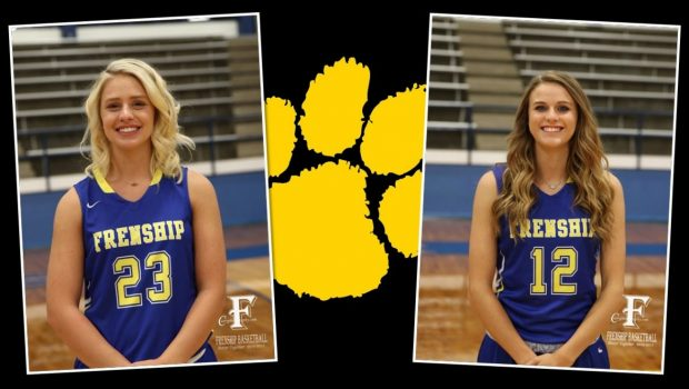 Frenship Girls Basketball Players Recognized for Outstanding Play