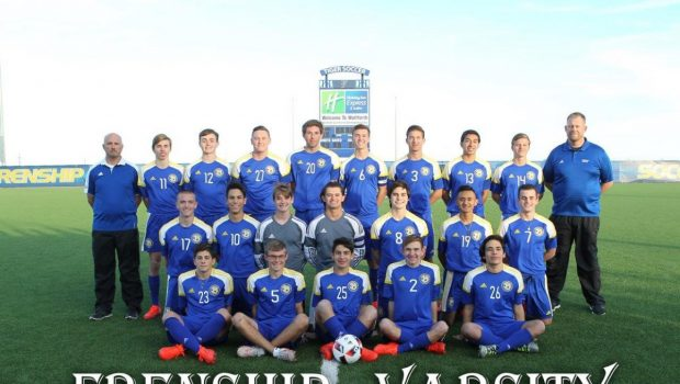 FHS Boys Soccer Goes Undefeated in West Texas A&M Invitational