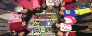 Crestview Teacher Brings Students Together One Quilt at a Time