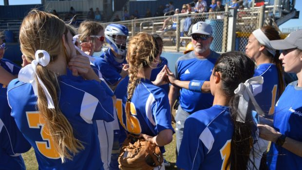 Tiger Softball Picks Up Three More Wins in Dripping Springs