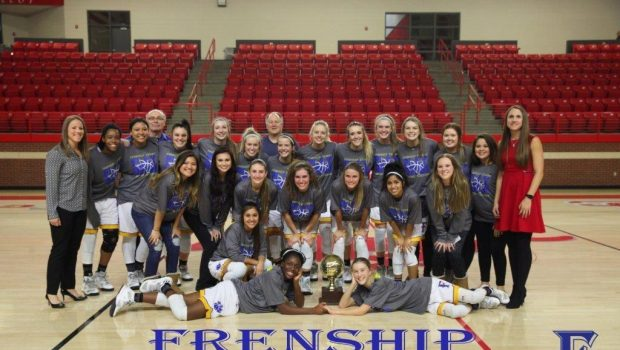 Frenship Girls Hoops Win Bi-District Championship