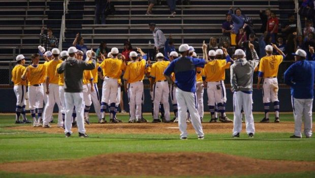 Tiger Baseball Wins Three in Opening Weekend Round Rock Tourney