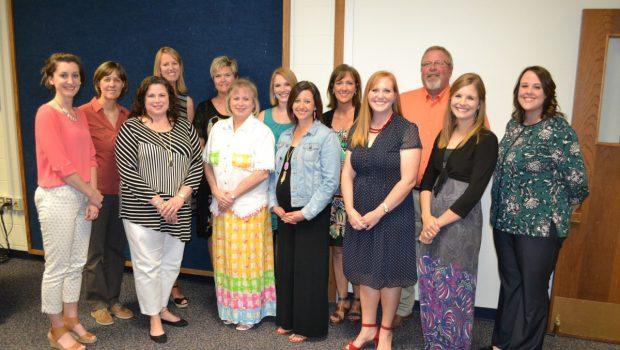 Wolfforth Chamber Honors Frenship ISD 2017 Teachers of the Year