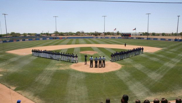 Tiger Baseball Finds Three More Wins in Midland Tournament