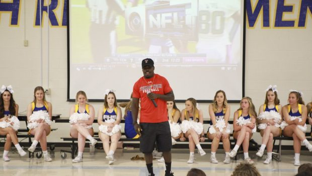 North Ridge Welcomes Frenship, Texas Tech, NFL Athletes to Prep for STAAR