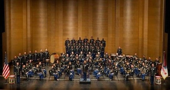 FHS Hosting US Army Field Band and Soldiers Chorus April 18