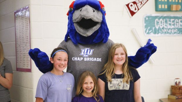 Willow Bend Hosts 'No Excuses University' College Night