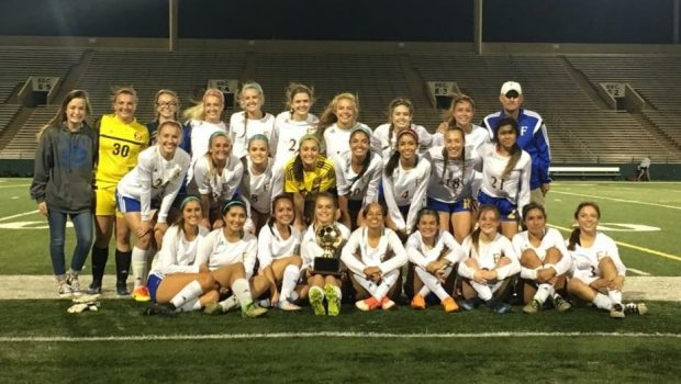 Tiger Soccer Keeps Rolling with 4-0 Area Championship Victory