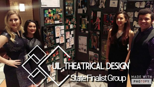 FHS Students Compete in State UIL Theatrical Design Contest