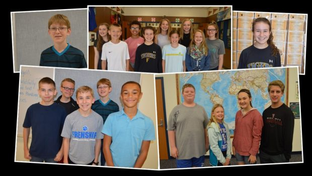 FISD Seventh Graders Receive Grand, State Recognition for SAT, ACT Scores