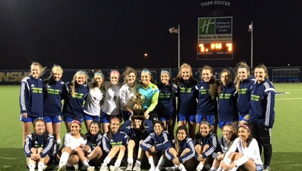 Twenty FHS Soccer Players Earn All-District Recognition