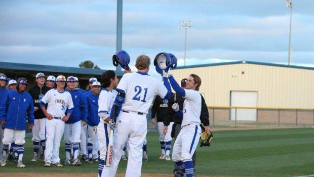 Lucky 13's! Big Offensive Outputs Help Tiger Baseball Sweep Odessa