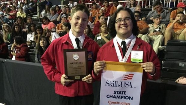 FHS Students Place at State SkillsUSA Competition