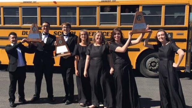Frenship High Choir Earns Four UIL Sweepstakes Awards