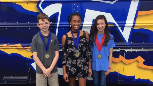 Frenship MS Students Place at Future Problem Solvers Competition