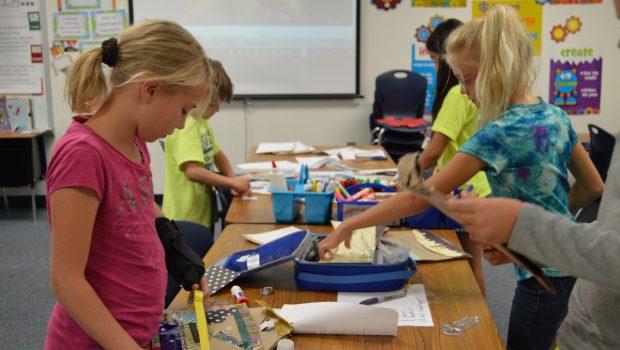 Adventures Abound at Oak Ridge Elementary