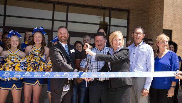 Frenship ISD Unveils FHS Ninth Grade Center