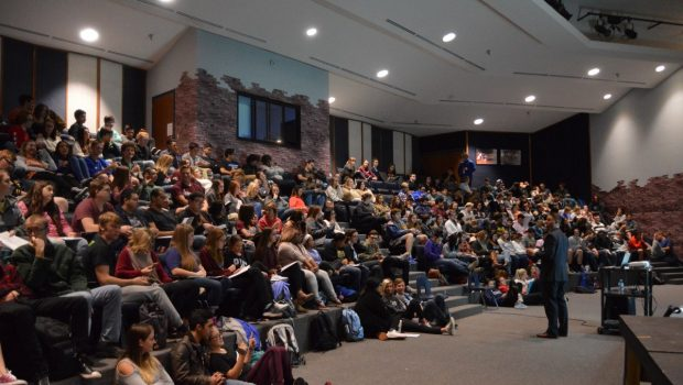 FHS Seniors Prepare for the Future at College and Career Readiness Seminar
