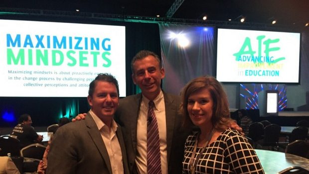 """North Ridge Administrators Share """"Grow for It"""" on State Platform"""