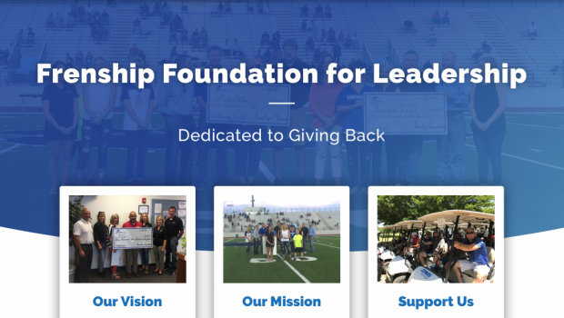 New Website Opens Opportunities for The Frenship Foundation for Leadership
