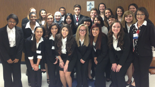 FHS HOSA Spring Leadership Conference