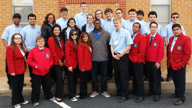 FISD Wins Numerous Medals at Law Enforcement Skills USA Competition