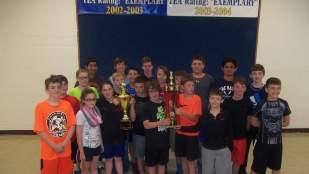 FMS Chess Team Celebrates Championship Year