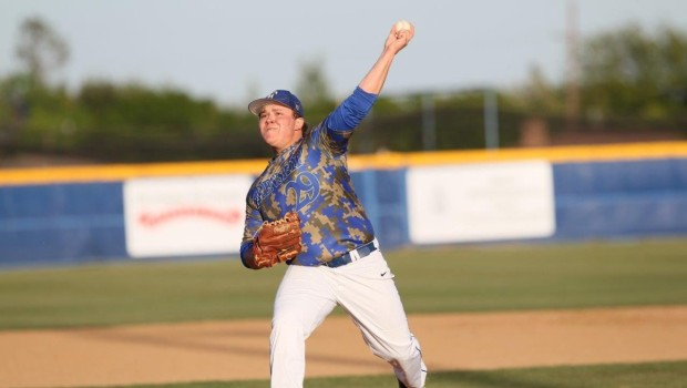 Tiger Baseball Sweeps Plainsmen Via Another Shutout