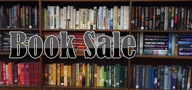 Spring Book Sale April 7-10