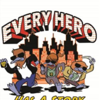 Super Heroes Read!!