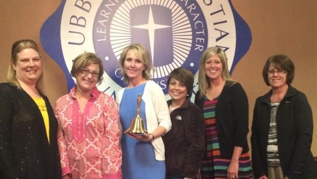 Bennett Teacher Wins Excellence in Teaching Award