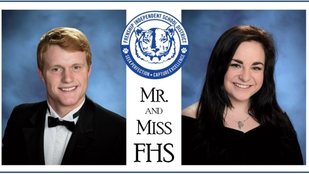 Mannon and Watts Named Mr. and Miss FHS