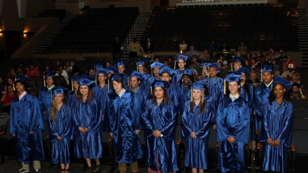 Reese Education Center Holds Spring Graduation