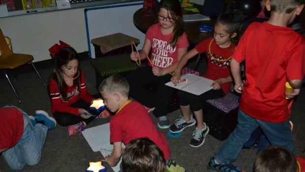 Lights Out at Crestview Elementary