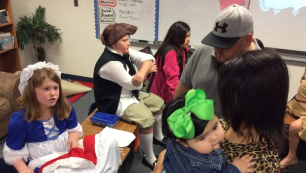 Bennett Students Host Wax Museum to Entertain and Educate