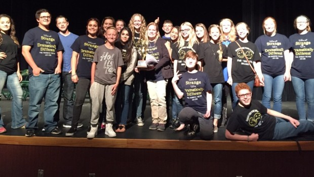 FMS Theatre Sweeps the Competition
