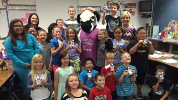 Bennett Teacher Named a Chick-fil-A Outstanding Teacher