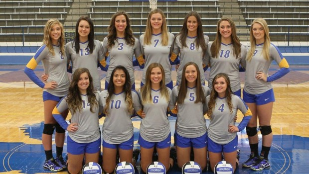 Tiger Volleyball Begins Playoffs Tuesday