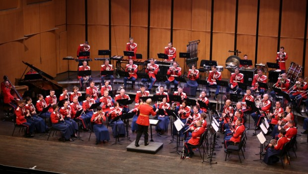 The President's Own U.S. Marine Band to Perform in Wolfforth