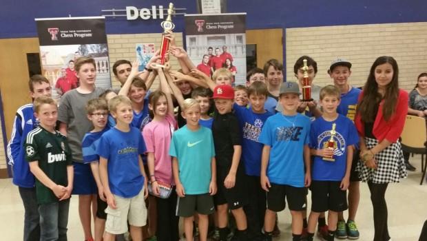FMS Chess Team Breaking Records Across the South Plains