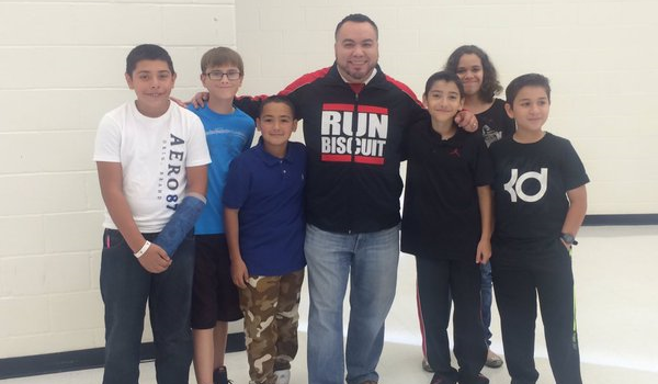 TVMS Students Wrap Up Red Ribbon Week With Guest Speaker