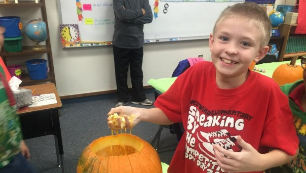 "Westwind Students ""Spooktacular"" Lesson"