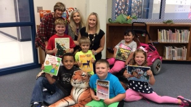 Legacy Elementary Holds Second Book Dedication