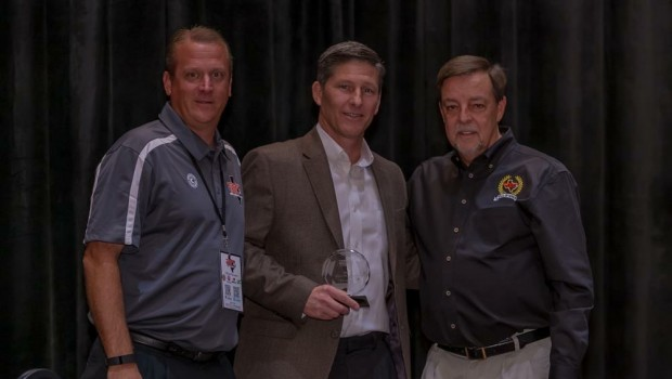 FISD Athletic Director Kenny Catney Inducted into TASCO Hall of Honor