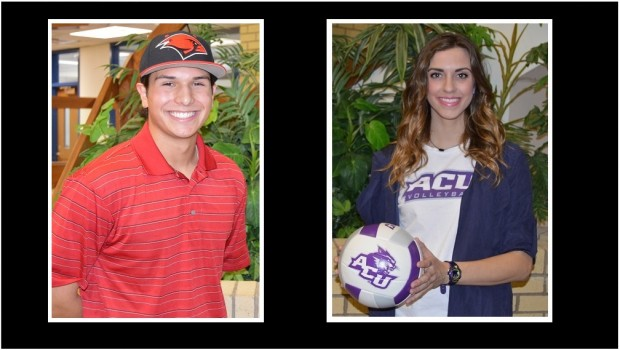 Two Frenship Athletes Sign National Letters of Intent