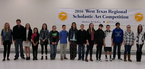 HMS Outstanding Artists Awarded Top Honors At Scholastic Art Competition