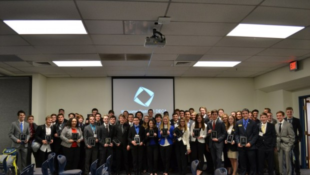 FHS DECA Students Deliver Big At Regional Competition