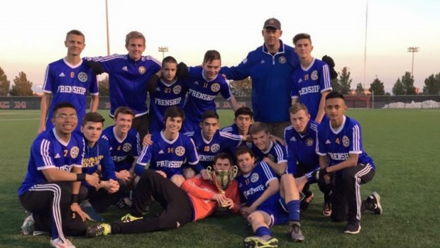Tiger Boys Soccer Claims Lubbock Invitational Title