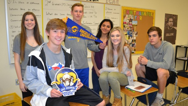 FISD Dual Credit Program With Angelo State Shows Nothing But Success